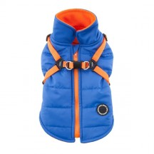Doudoune Mountaineer II Royal Blue - Puppia