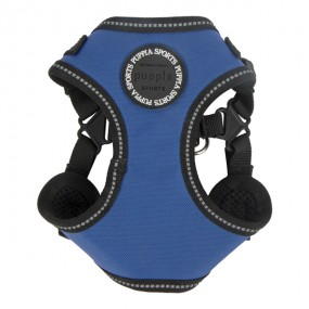 Harnais Trek Royal Blue - Puppia