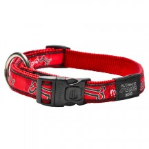 Collier Fancy Dress Rouge Rogz