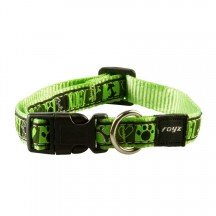 Collier Fancy Dress Vert Rogz
