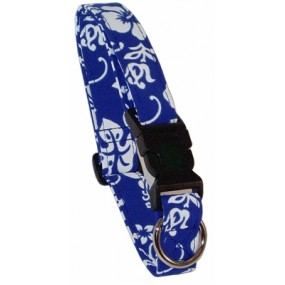 Collier Newport Bleu - Beach Dog
