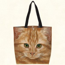 Tote Bag Chat roux - Fiddler's Elbow