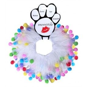Collier Smoocher Birthday Fuzzy Wuzzy
