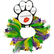 Collier Smoocher Mardi Gras