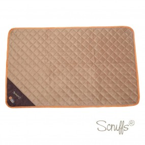 Tapis Thermal brun - Scruffs