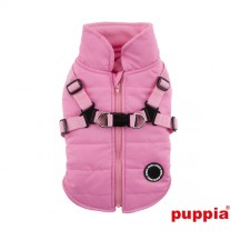 Doudoune Mountaineer II Rose - Puppia