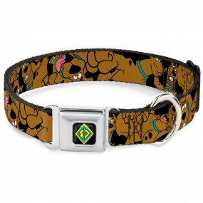 Collier Scooby Doo - Buckle-Down