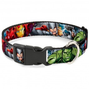 Collier Supers Héros Marvel Avengers - Buckle-Down