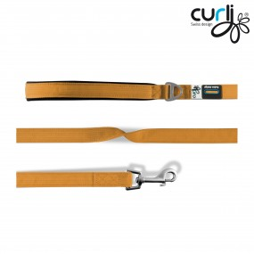 Laisse Basic Orange - Curli