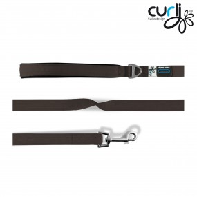 Laisse Basic Marron - Curli