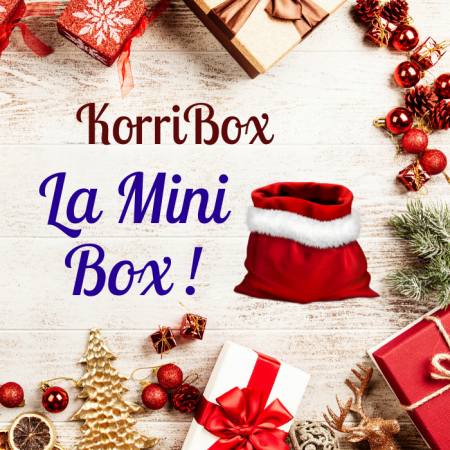 La Mini KorriBox de Noël