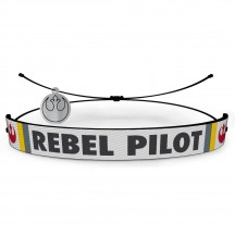 Bracelet Pilote de chasse de l'Alliance rebelle - Star Wars - Buckle-Down