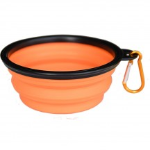 Gamelle pliable K9 Sport Saucer - Orange
