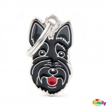 Médaille Scottish Terrier
