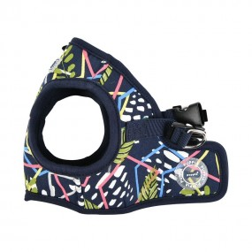 Harnais Botanical Harness B Navy - Puppia