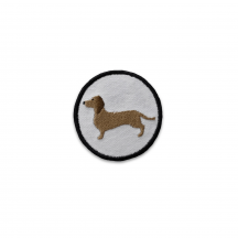 Patch Velcro K9 - Teckel