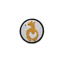 Patch Velcro K9 - Welsh Corgi
