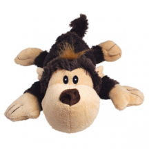 KONG Cozie Assorted Naturals - Spunky le singe