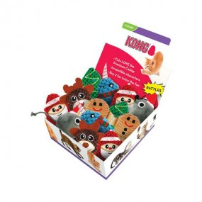 Kong Holiday - Collection Cat Scrattle