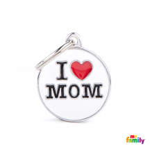 Médaille I love Mom