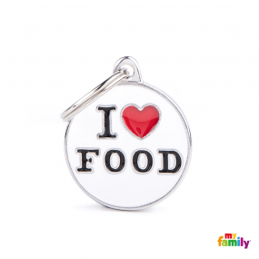 Médaille I love Food