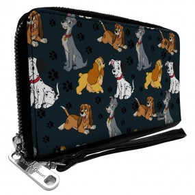 Portefeuille Chiens Disney - Buckle-Down