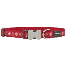 Collier fantaisie Santa Paws - Red Dingo
