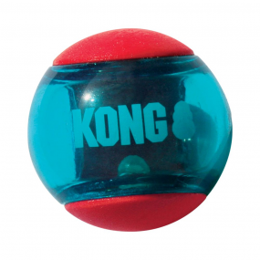 KONG® Squeezz® Action Ball Rouge