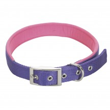 Collier Nylon Confort  - Violet