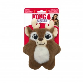 KONG® Holiday 2021 Snuzzles Reindeer