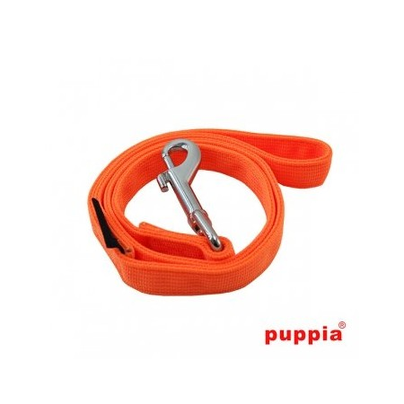 Laisse Néon Puppia - Orange
