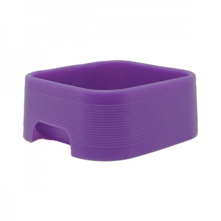 Gamelle Hagen en silicone Violette - Dog It