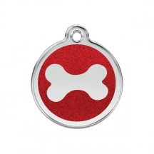 Médaille Os Rouge - Red Dingo