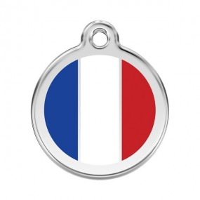 Médaille France - Red Dingo