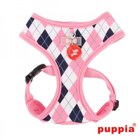 Harnais Argyle Lattice - Puppia