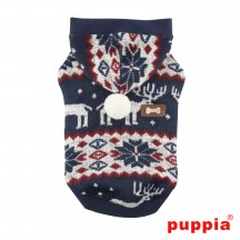 Sweat Cupid Winter Navy - Puppia